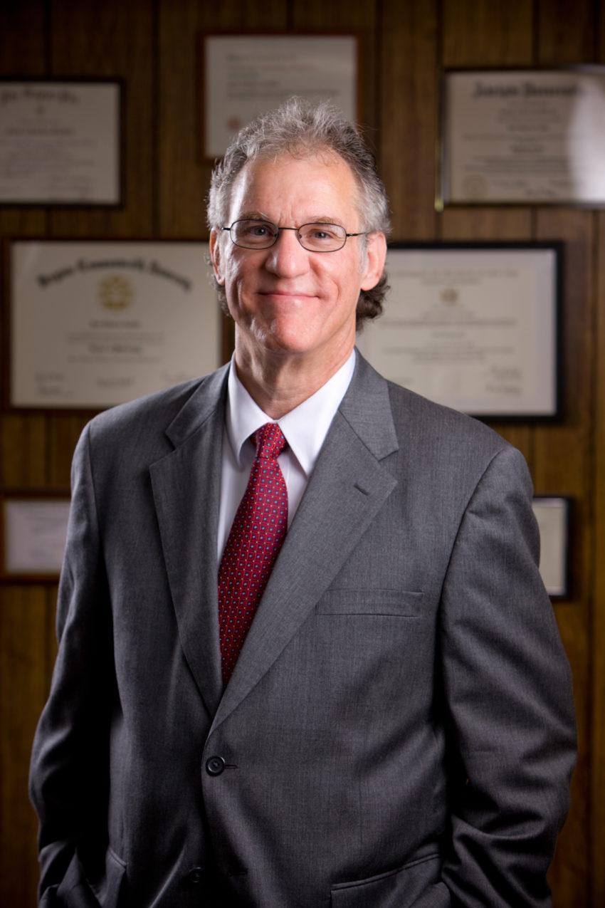 09116 Psychology, Jack Anchin, Portrait